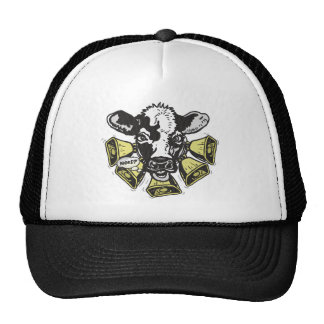 Enough Cowbell Big Dot Trucker Hat