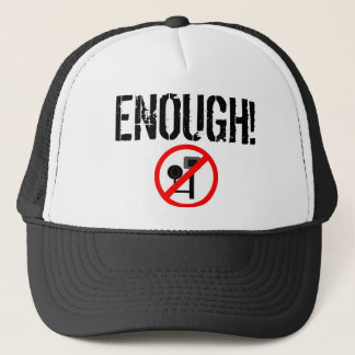 ENOUGH! No more red light or speed cameras! Trucker Hat