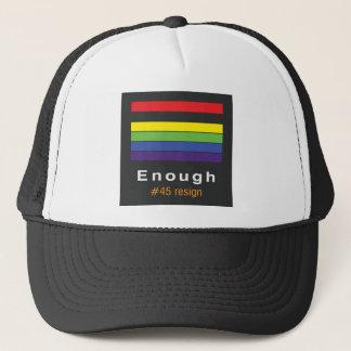Enough Rainbow Hat