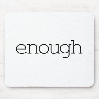 Enough (simple) mouse pad