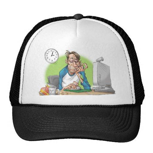 Enough sleep trucker hat