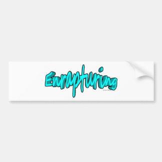 Enrapturing Bumper Sticker