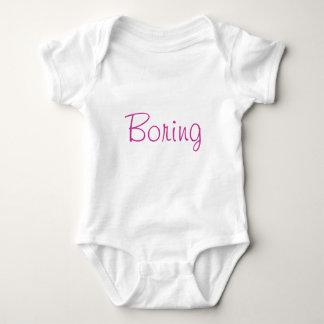 ¡Enredadera aburrida del bebé! Polera