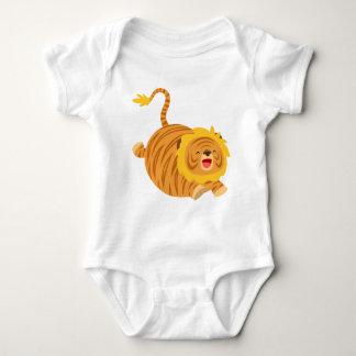 Enredadera animosa del bebé de Liger del dibujo Camisetas