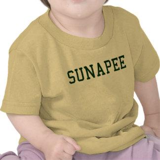 Enredadera clásica del bebé de Sunapee del lago Camiseta