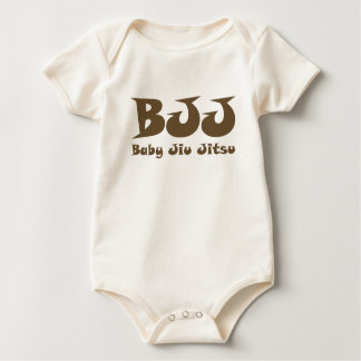 Enredadera de Jiu Jitsu del bebé Body Para Bebé