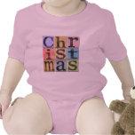 Enredadera de los niños del navidad trajes de bebé