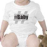 Enredadera del bebé de Hashtag Trajes De Bebé