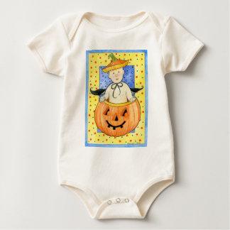 Enredadera del bebé de la calabaza body para bebé