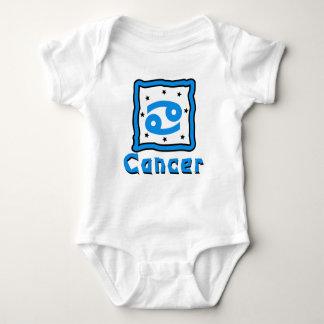 Enredadera del bebé del cáncer o camiseta linda remeras