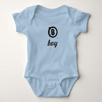 Enredadera del bebé del muchacho de B Polera