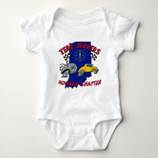 Enredadera del bebé playeras