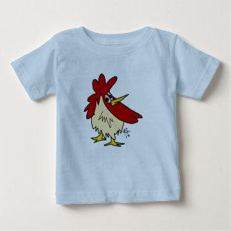 Enredadera del niño con diseño del gallo del playeras