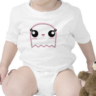 Enredadera del niño de Halloween del fantasma del  Traje De Bebé