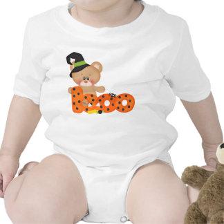 Enredadera del niño de Halloween Traje De Bebé