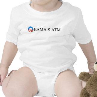 Enredadera del niño de la atmósfera de Obama Camisetas
