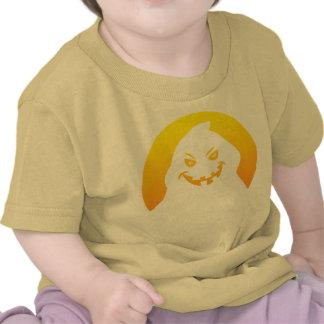 Enredadera del niño de la cabeza del fantasma de H Camisetas