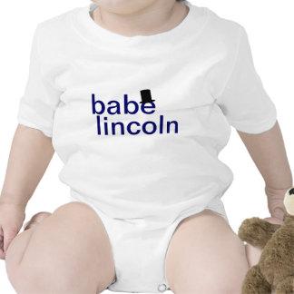 Enredadera del niño de Lincoln del bebé Trajes De Bebé