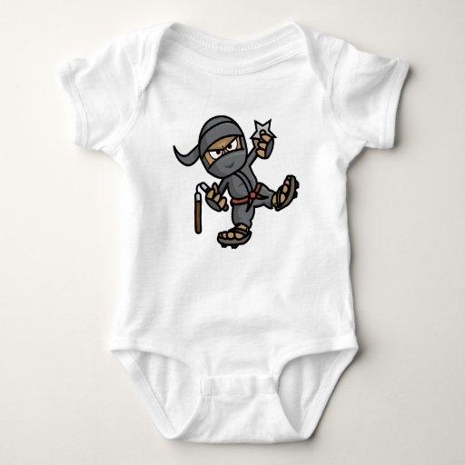 Enredadera del niño de Ninja Poleras