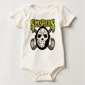 Enredadera del niño de Slasher Body Para Bebé