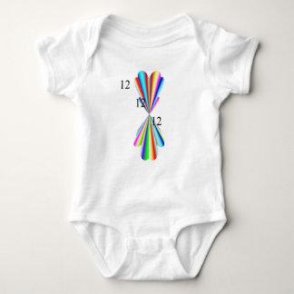 Enredadera del niño del arco iris playera