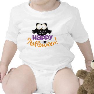 Enredadera del niño del feliz Halloween Trajes De Bebé