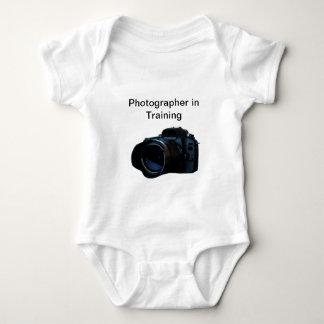 Enredadera del niño del fotógrafo de la cámara body para bebé