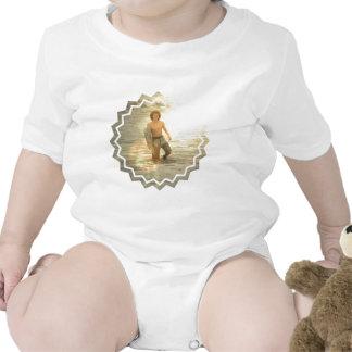 Enredadera del niño del muchacho de la persona que traje de bebé