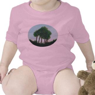 Enredadera DEL SUR del niño de las PALMAS Camiseta