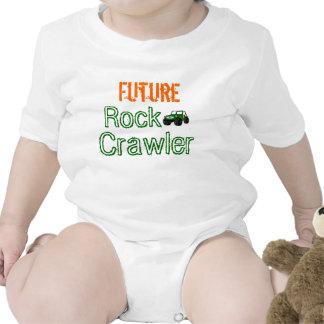 Enredadera futura del niño de la correa eslabonada traje de bebé