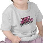 Enredadera infantil, blanca camiseta