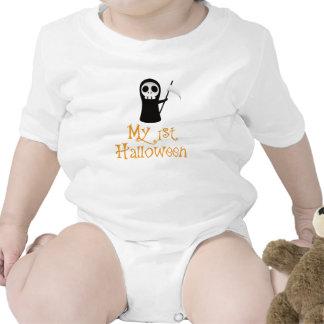 Enredadera infantil de Halloween de la diversión - Camisetas