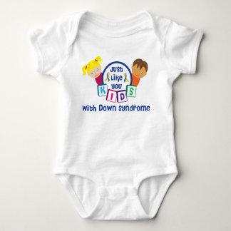 Enredadera infantil de la caridad camisas