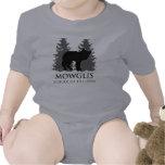 Enredadera infantil de Mowglis Traje De Bebé