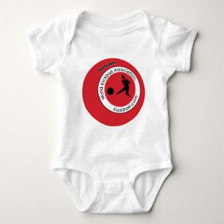 Enredadera infantil de Onsie o del bebé Poleras