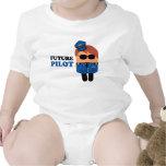 Enredadera infantil experimental futura traje de bebé