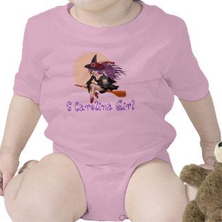 Enredadera infantil, rosa, CHICA de S CAROLINA, HA Traje De Bebé