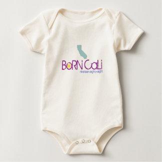 Enredadera orgánica de BornCali Body Para Bebé