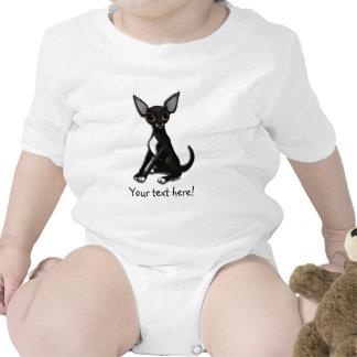 Enredadera - Squeek la chihuahua Traje De Bebé