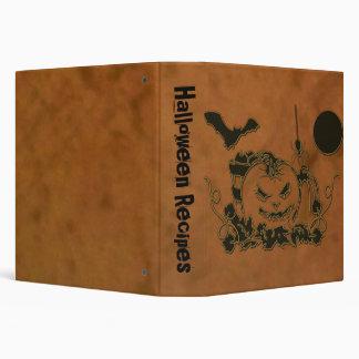 """Enredaderas de Halloween Carpeta 1 1/2"""""""