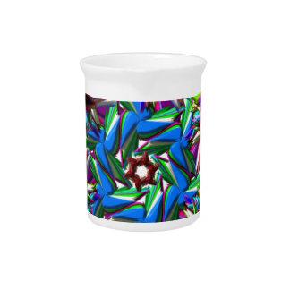 enredado jarra para bebida