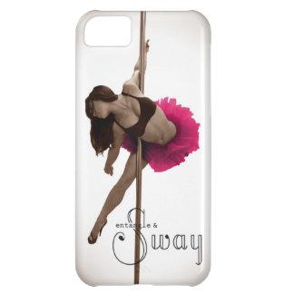 Enrede y sacuda el caso del iPhone Carcasa Para iPhone 5C
