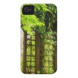 Enrejado del jardín Case-Mate iPhone 4 protectores