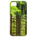 Enrejado del jardín iPhone 5 Case-Mate carcasa