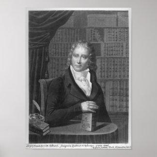 Enrique Benjamin Constant de Rebecque Poster