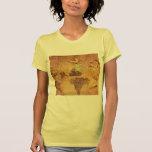 Enrique - cabina de Lautrec- del La Goulue Camisetas