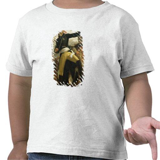 Enrique de La Rochejaquelein, líder del Camiseta