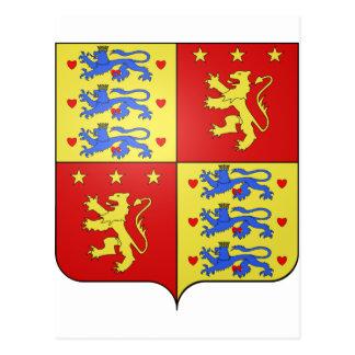 Enrique de Laborde de Montpezat, Dinamarca Postal