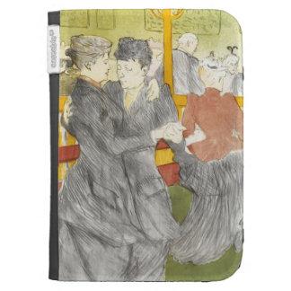 Enrique de Lautrec- Dancing en el colorete