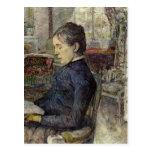 Enrique de Toulouse-Lautrec Comtesse Tarjetas Postales